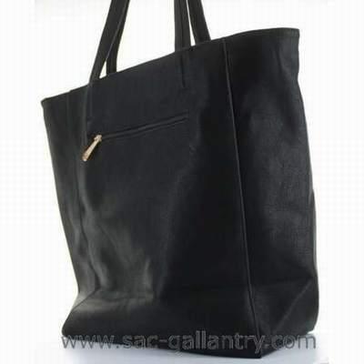 sac cabas vernis noir pas cher sac cuir femme la bagagerie. Black Bedroom Furniture Sets. Home Design Ideas